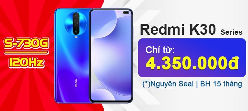 Redmi K30 Series Giá Rẻ