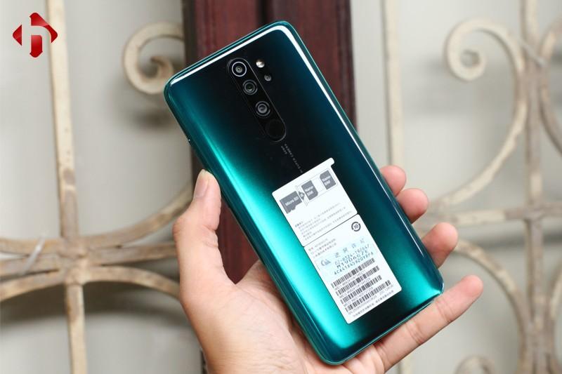 Note 8 Pro - máy được trang bị viên pin khủng đến tận4500mAh