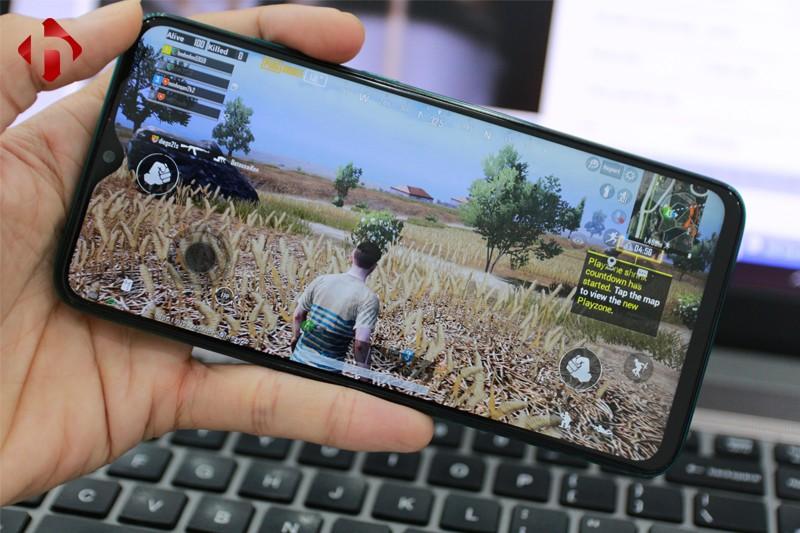 Redmi Note 8 Pro dùng màn hình IPS LCD có giọt nước phía trên