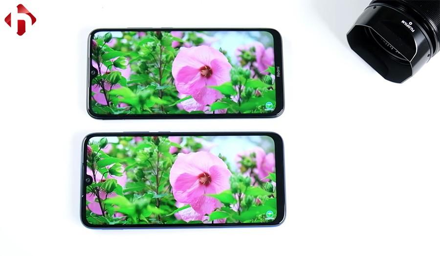 Màn hình Redmi Note 8 và Redmi Note 7