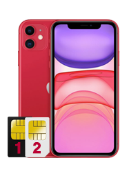 iPhone 11 64GB 2 Sim Vật Lý NewFullbox (Chưa Active)