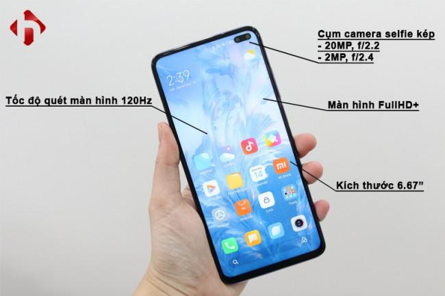 Xiaomi Redmi K30 4G 8GB/256GB