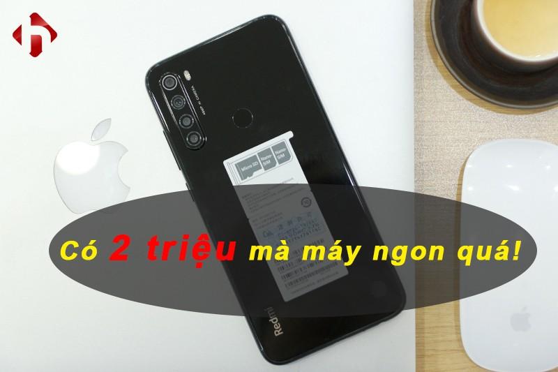 TOP điện thoại Xiaomi dưới 2 triệu: Vừa rẻ vừa ngon