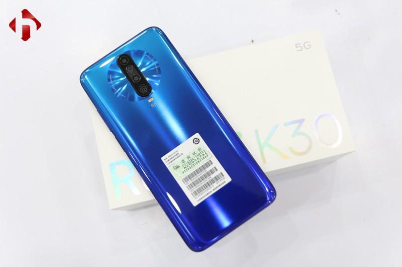 Redmi k30 5G được trang bị viên pin 4500mAh