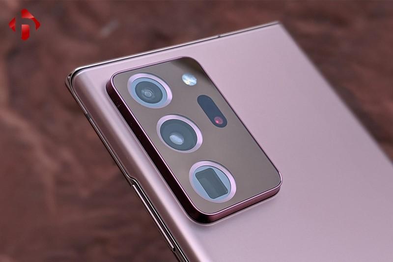 Camera Note 20 Ultra 5g