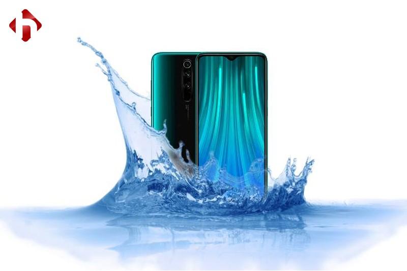 Redmi Note 8 Pro Chống Nước