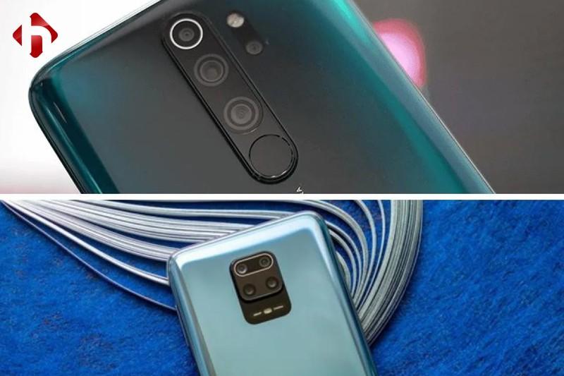 Redmi Note 8 Pro và Redmi Note 9s