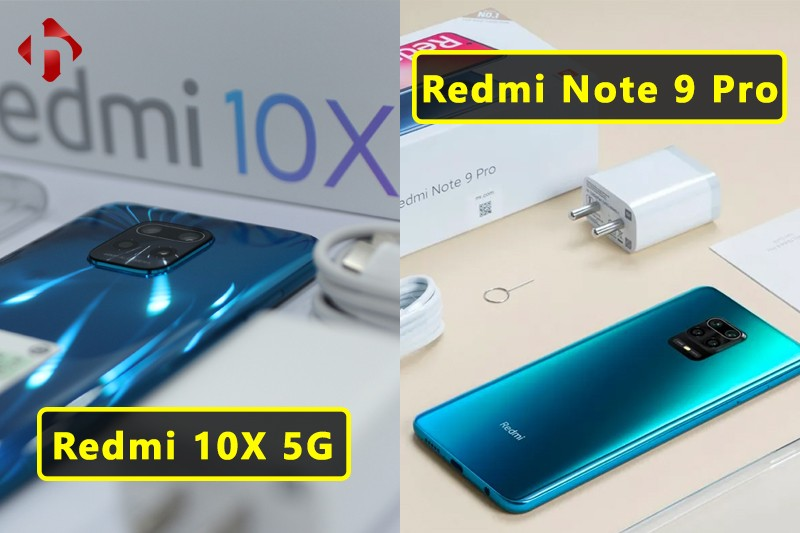 So Sánh Redmi 10X 5G và Redmi Note 9 Pro | HungMobile