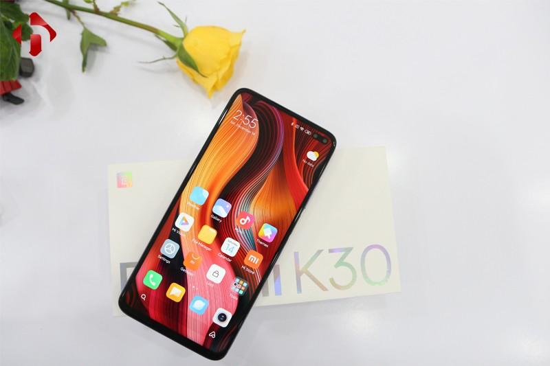 đánh giá Redmi K30 4G