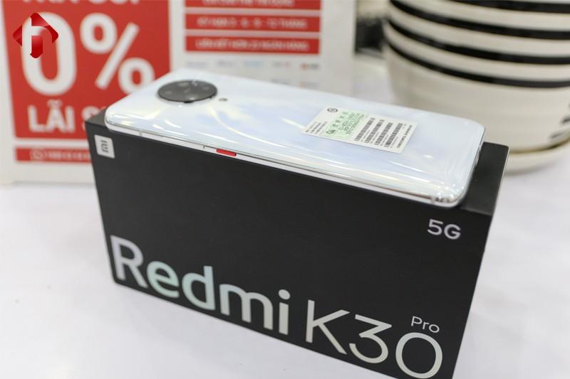 so sánh Redmi K30 Pro 5G và Mi 10