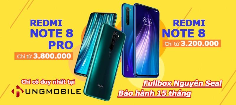 Redmi Note 8 | Note 8 Pro Giá Sốc