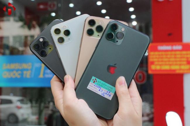 iPhone 11 Pro Max 64GB Quốc Tế (Đẹp 99%)
