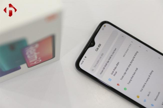 Redmi 9 3GB/32GB Chính Hãng