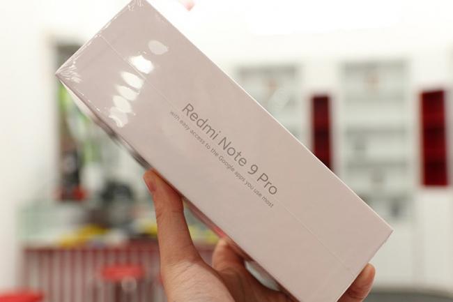 Redmi Note 9 Pro 6GB/64GB Chính Hãng