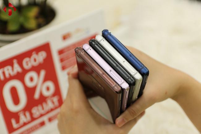 Galaxy Note 9 Hàn 2 SIM 128GB Mới 100% (ĐBH)