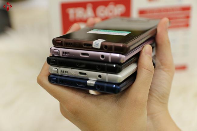 Galaxy Note 9 Mỹ 128GB Mới 100% (ĐBH)