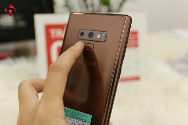 Samsung Note 9 Mỹ 128GB Mới 100% (ĐBH)