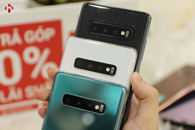 Galaxy S10 Plus 128GB Chính Hãng Likenew Fullbox