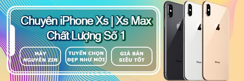 iPhone Xs|Xs Max - Giá Cực Rẻ