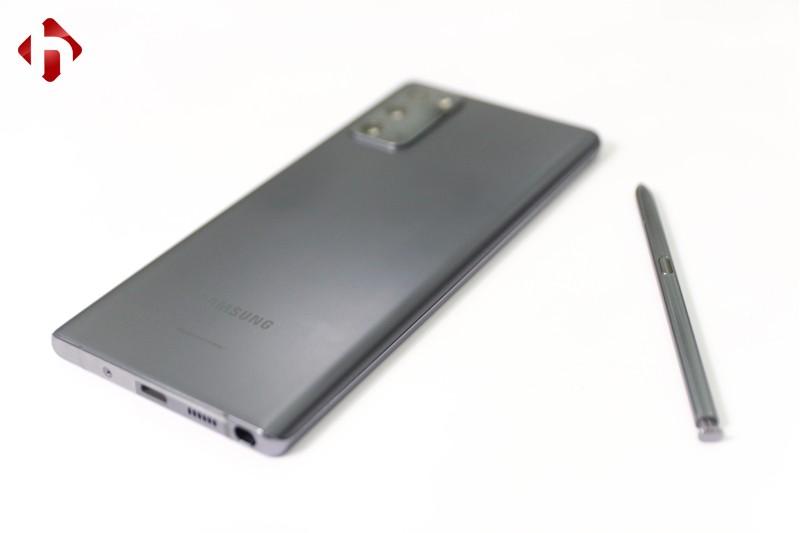 Đánh giá Galaxy Note 20