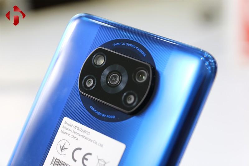So sánh Redmi Note 9 Pro 5G và Poco X3 NFC