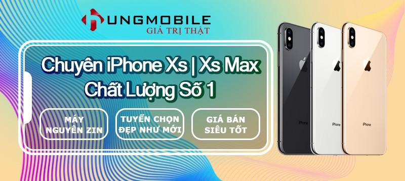 Ở Đây Chuyên iPhone Xs Max | Không Lo Giá Mắc
