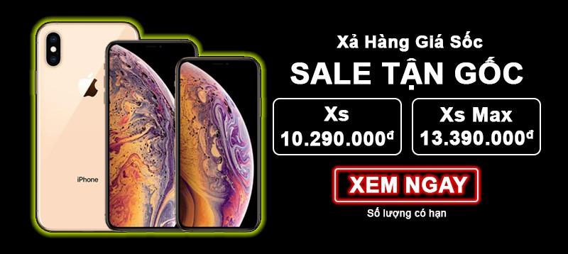 Xả Hàng iPhone Xs | Xs Max Giá Sốc