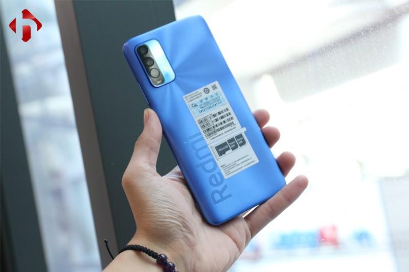 Trên tay nhanh Redmi Note 9 4G 2021