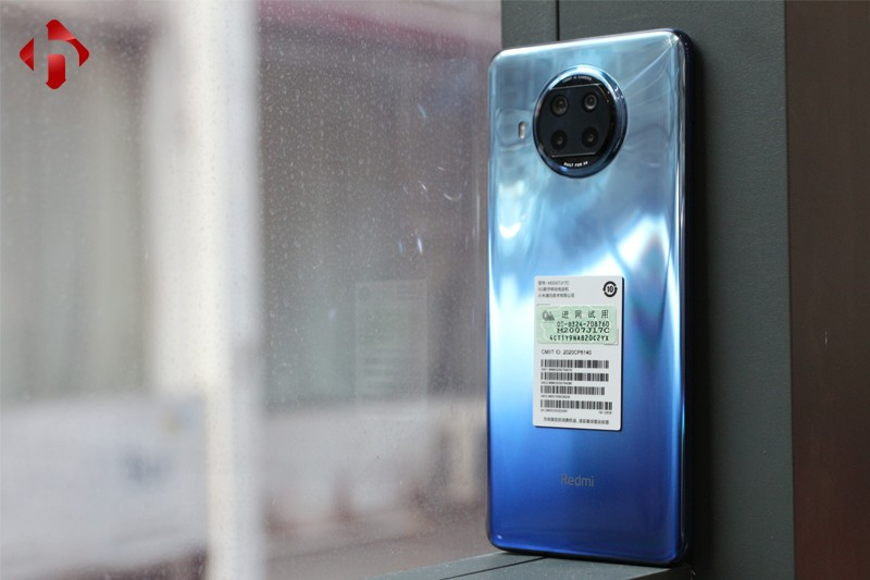Mở hộp Redmi Note 9 Pro 5G