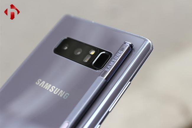 Galaxy Note 8 Quốc Tế 2 Sim 64GB Mới 100% (ĐBH)