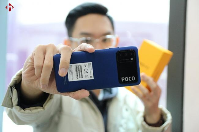 Poco M3 4GB/64GB Chính Hãng