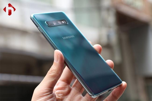 Galaxy S10 Plus 128GB Chính Hãng Likenew