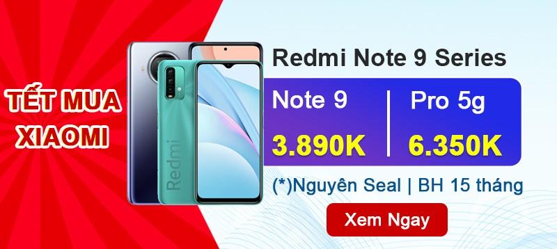 Sắm Note 9/9 Pro 5G Giá Rẻ Ngay Hôm Nay