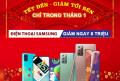 Sập giá toàn bộ Samsung xách tay & chính hãng, rẻ hơn thị trường đến 6 triệu