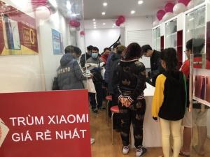Nhìn lại khoảnh khắc khai trương HungMobile số 22 ngõ 68 Cầu Giấy, Hà Nội