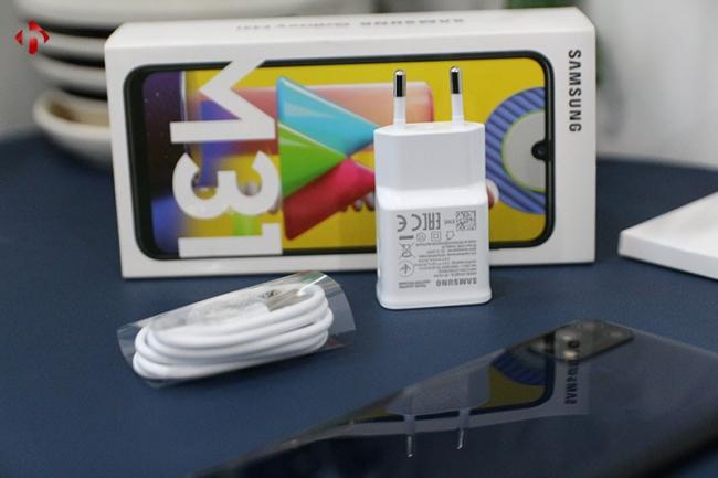 Galaxy M31 6GB/128GB Chính Hãng