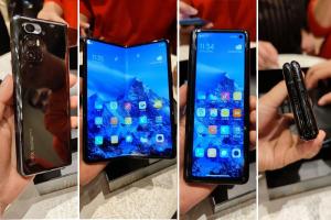 Mi Mix Fold: Giấc mơ và niềm tự hào của Xiaomi, giá 35 triệu