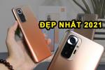 Trên tay Redmi Note 10 Pro vầng trăng khuyết: Đẹp nhức lòng người hâm mộ