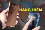 Trên tay Samsung Note 9 HongKong: 2 sim, Snap845, mới 100%, hàng hiếm