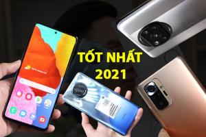 TOP 7 điện thoại dưới 6 triệu đáng mua nhất 2021: Chip khoẻ, chụp ảnh đẹp, pin trâu