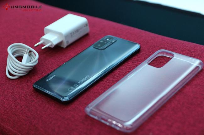 Xiaomi Redmi Note 10 4GB/64GB Chính Hãng