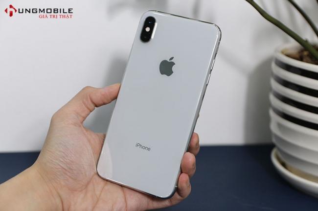 iPhone XS Max 64GB Trắng cũ (73993)