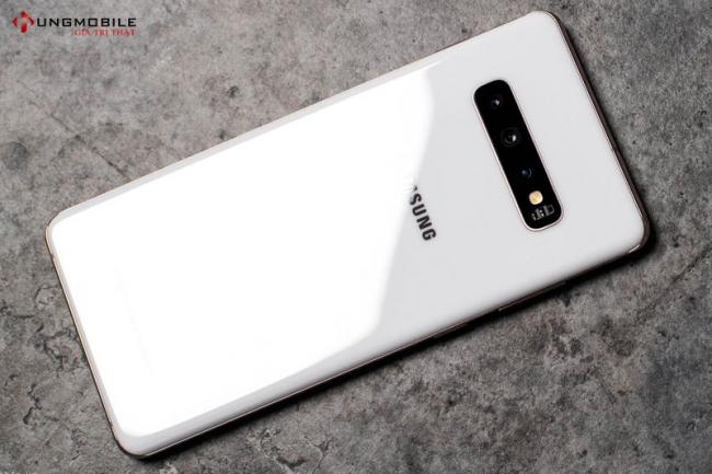 Galaxy S10 Plus Hàn 512GB Lưng Gốm Lướt (Đẹp như mới)