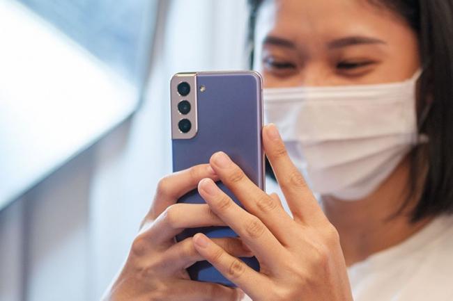 Samsung S21 5G 8GB/128GB Chính Hãng