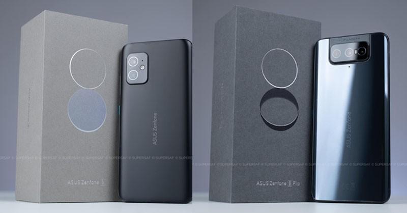ASUS ZenFone 8 & ZenFone 8 Flip ra mắt: ngon hơn, xịn hơn và rẻ hơn cả Xiaomi