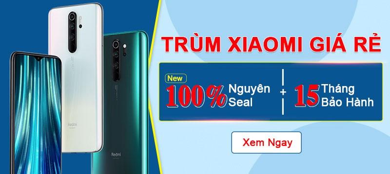 Trùm Xiaomi giá rẻ nhất