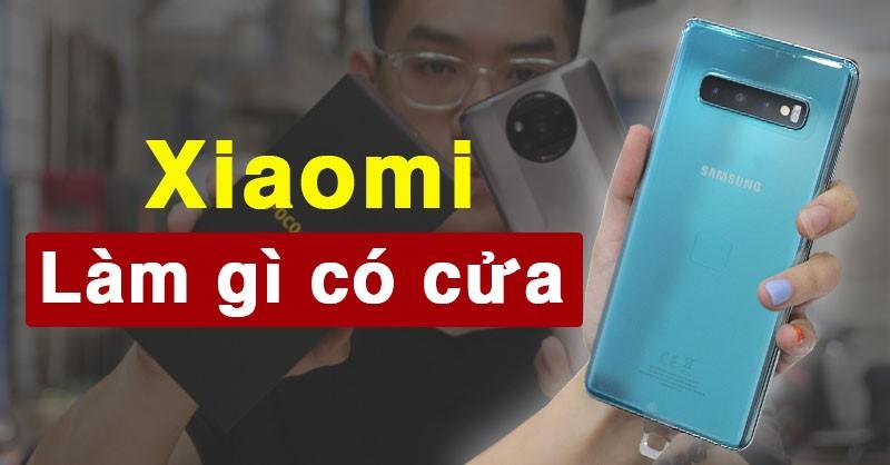 Quên Xiaomi đi, chỉ 6 triệu Samsung S10 sẽ cho Poco X3 Pro hít khói