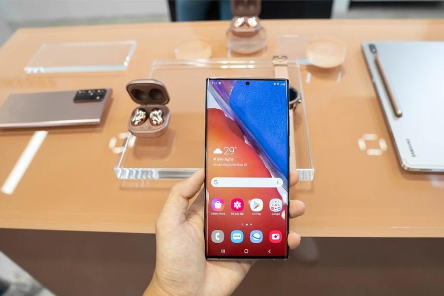 Note 20 Ultra 5G Chính Hãng