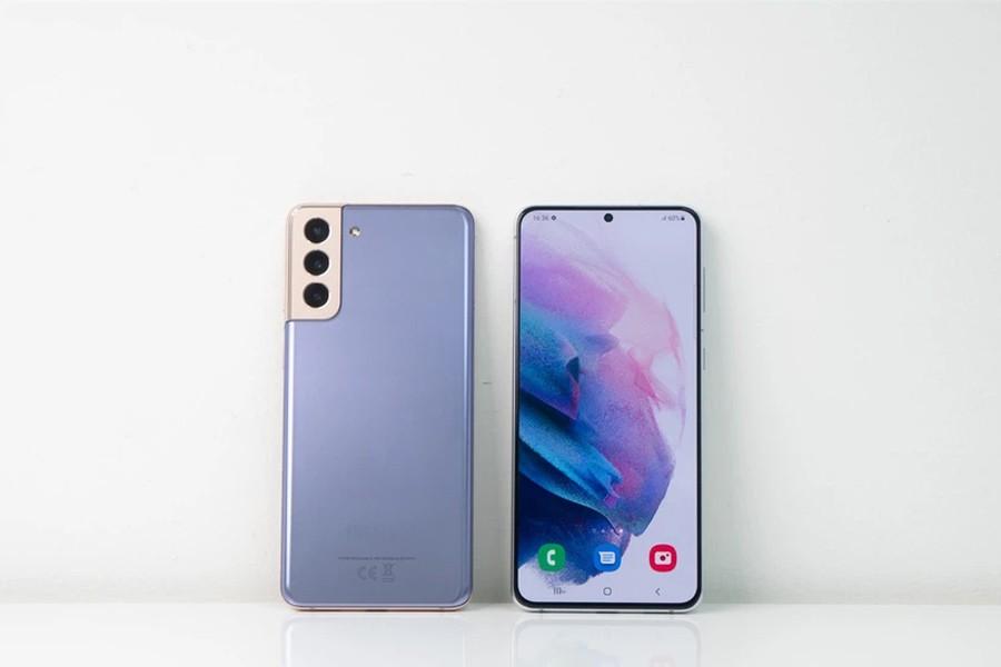 Màn hình trên Samsung S21 Plus Chính Hãng