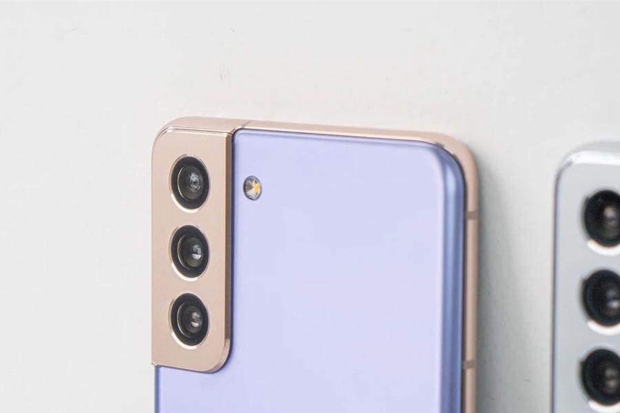 Bộ 3 camera trên Samsung S21 Plus Chính Hãng